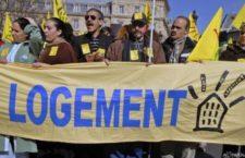 René Balme, maire de Grigny, Rhône, protège les locataires en difficulté