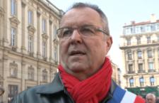 Interview de René Balme, maire de Grigny