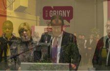 Voeux 2013 : discours de René Balme, maire de Grigny