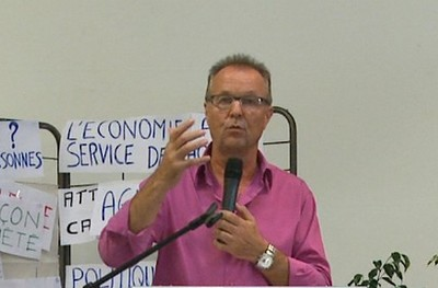 Politique : René Balme tire sa révérence
