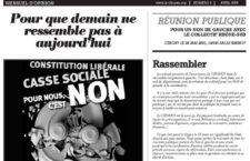 René Balme, nouveau président de l'association Le CITOYEN
