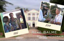 René BALME, 31 ans au service de Grigny et de ses habitants